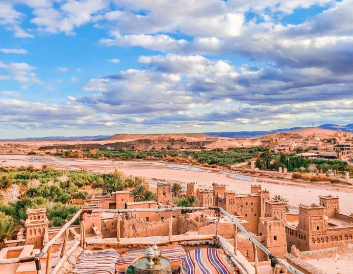 Ouarzazate and ait ben haddou kasbah day trip