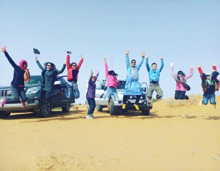 8 Days - Marrakech desert tour Erg Chebbi and Erg Chegaga
