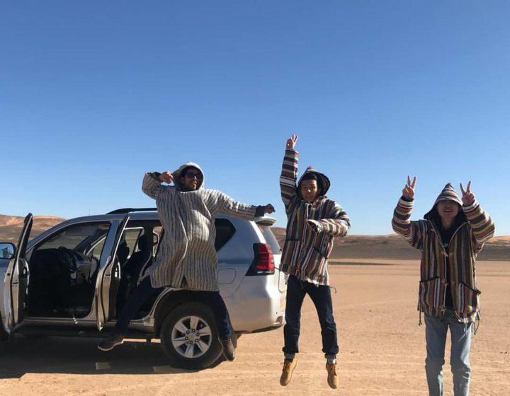 4 Dias - Tour pelo deserto de Marraquexe saindo de Fez