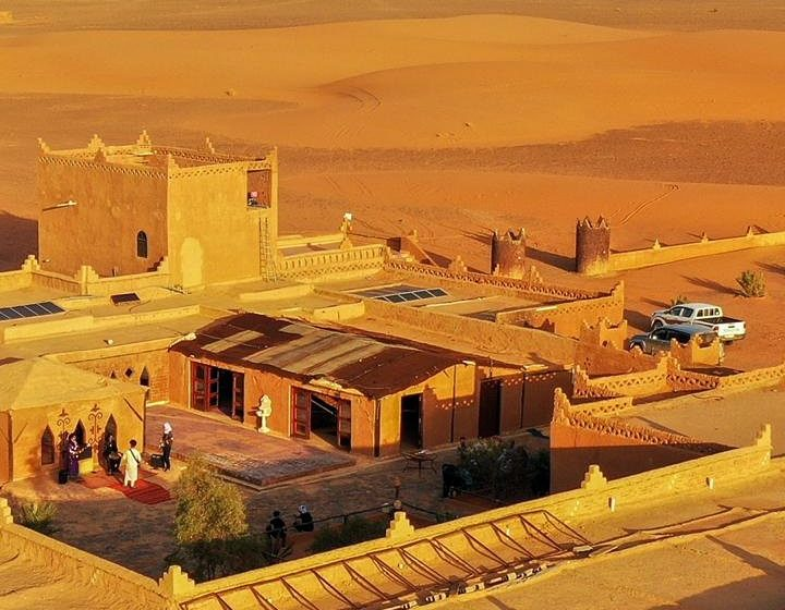 6 Days - Fes to Marrakech desert tour