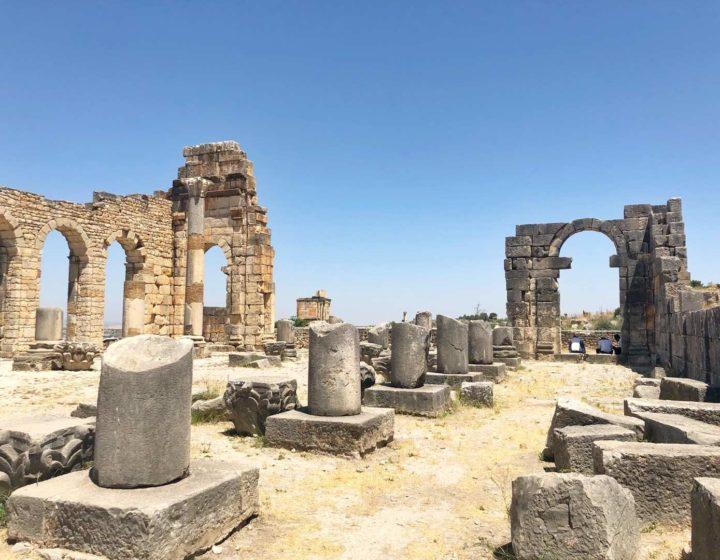 Excursão de Fez para Meknes e Volubilis