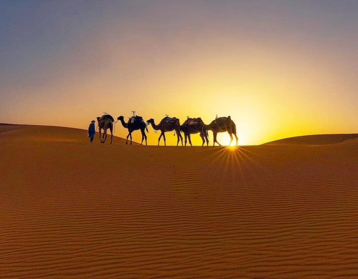 9 days - Tangier desert tour and imperial cities