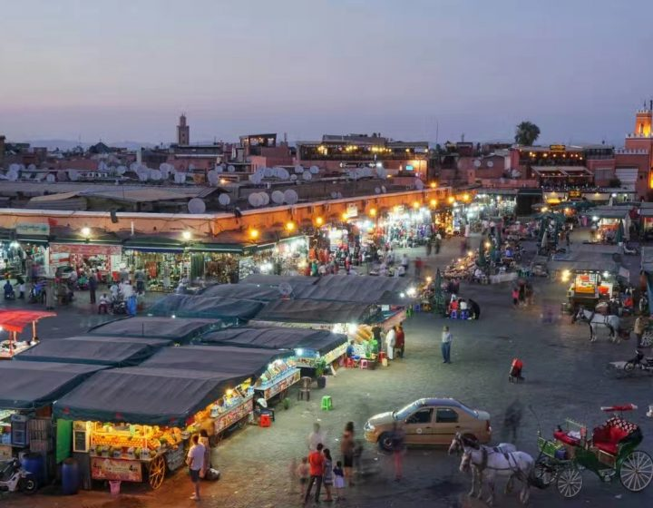 6 DAYS TOUR FROM AGADIR TO FES VIA DESERT