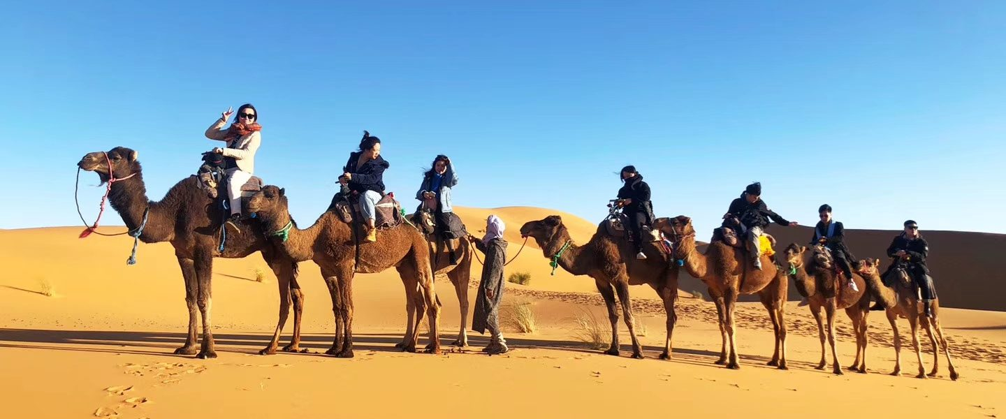 Desert Morocco tours and excursions